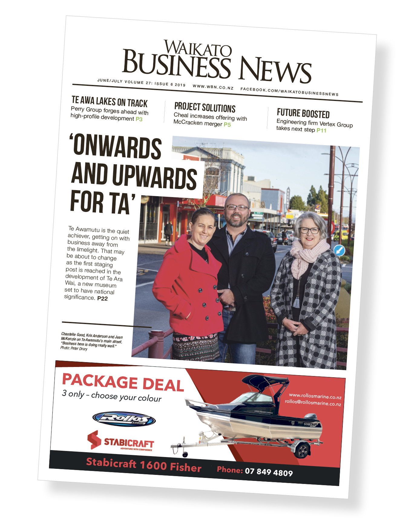 Waikato Business News June 2019