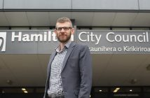 Hamilton City Council chief executive Richard Briggs has some questions on his mind.