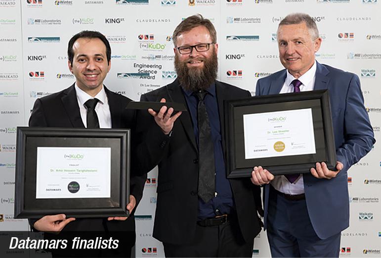 Kudos Awards - Datamars Finalists