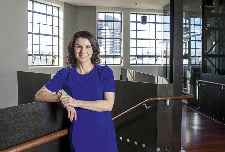 Erin Wansbrough says budding entrepreneurs need an open mind. Photo: Peter Drury