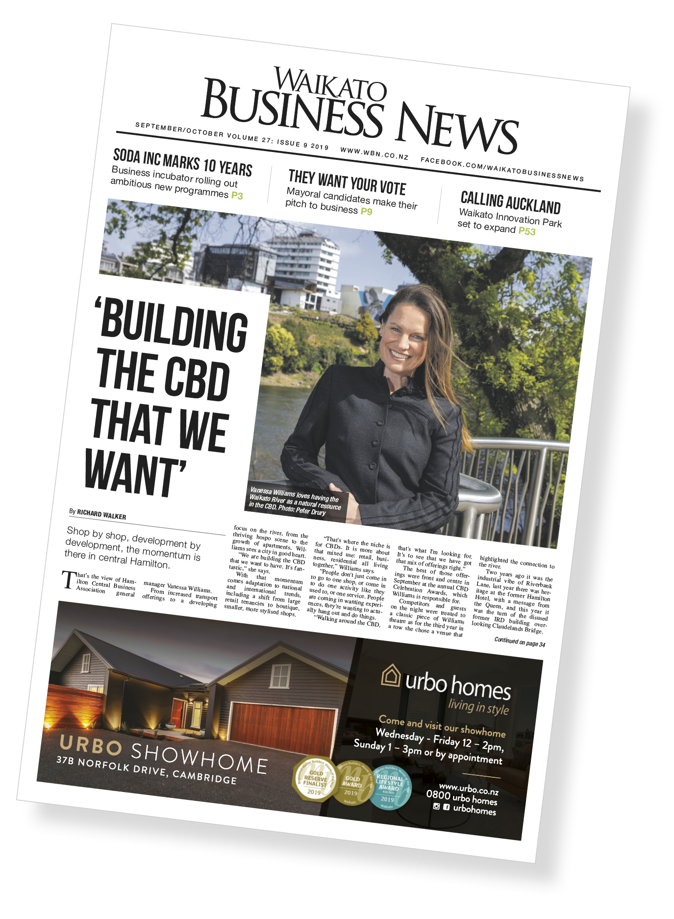 Waikato Business News September 2019