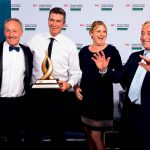 Supreme Business of the year award winner Connell Contractors.