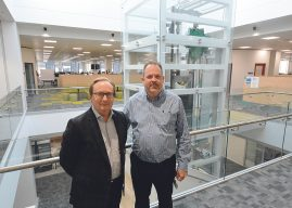 Health staff migrate to CBD building