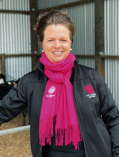 Tracy Brown has been awarded a Nuffield Scholarship.