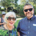 Denise Irvine and Jason Dawson.