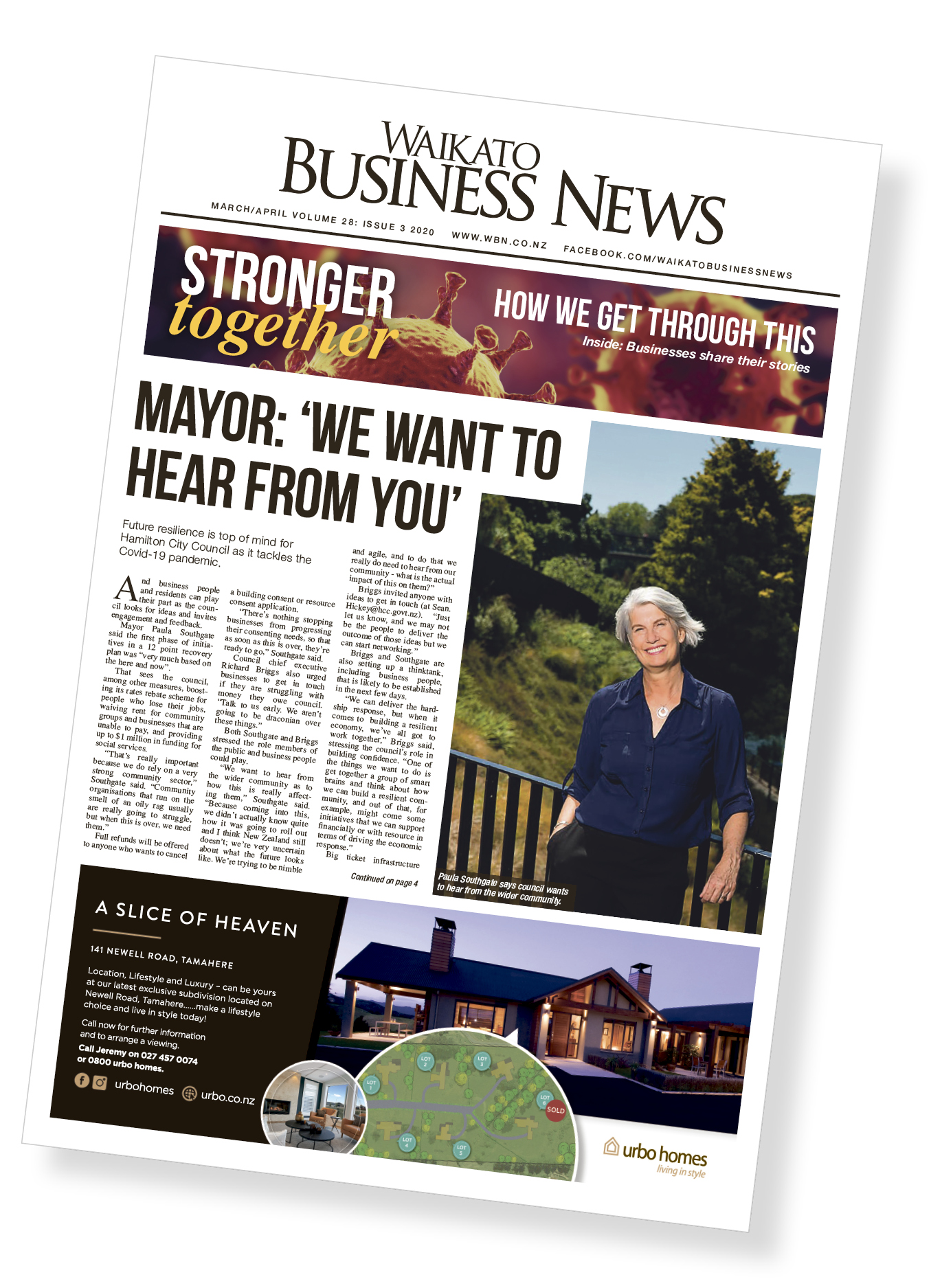 Waikato Business News March 2020