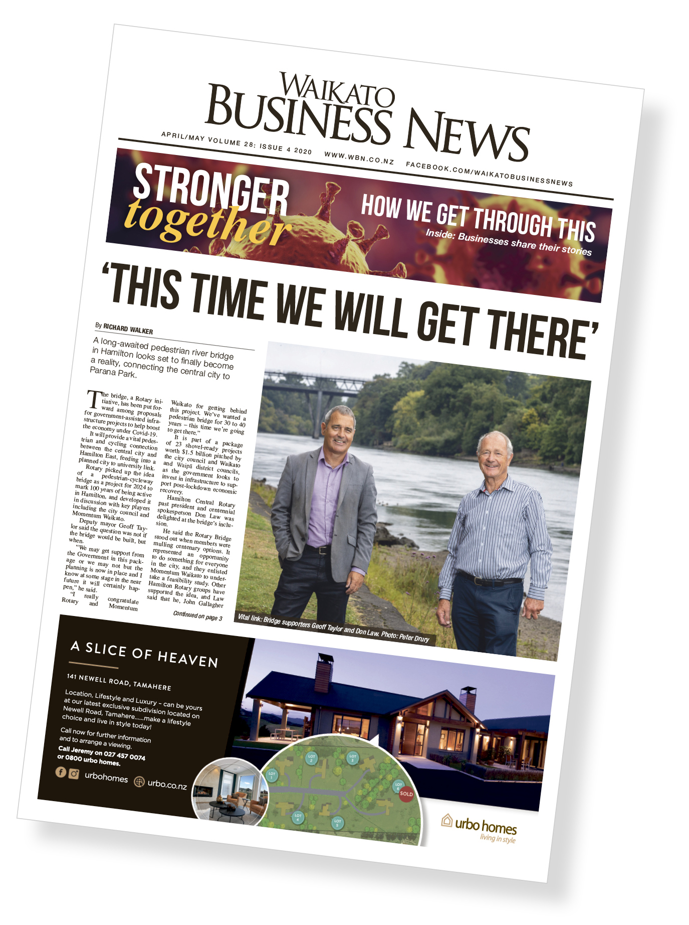 Waikato Business News April 2020