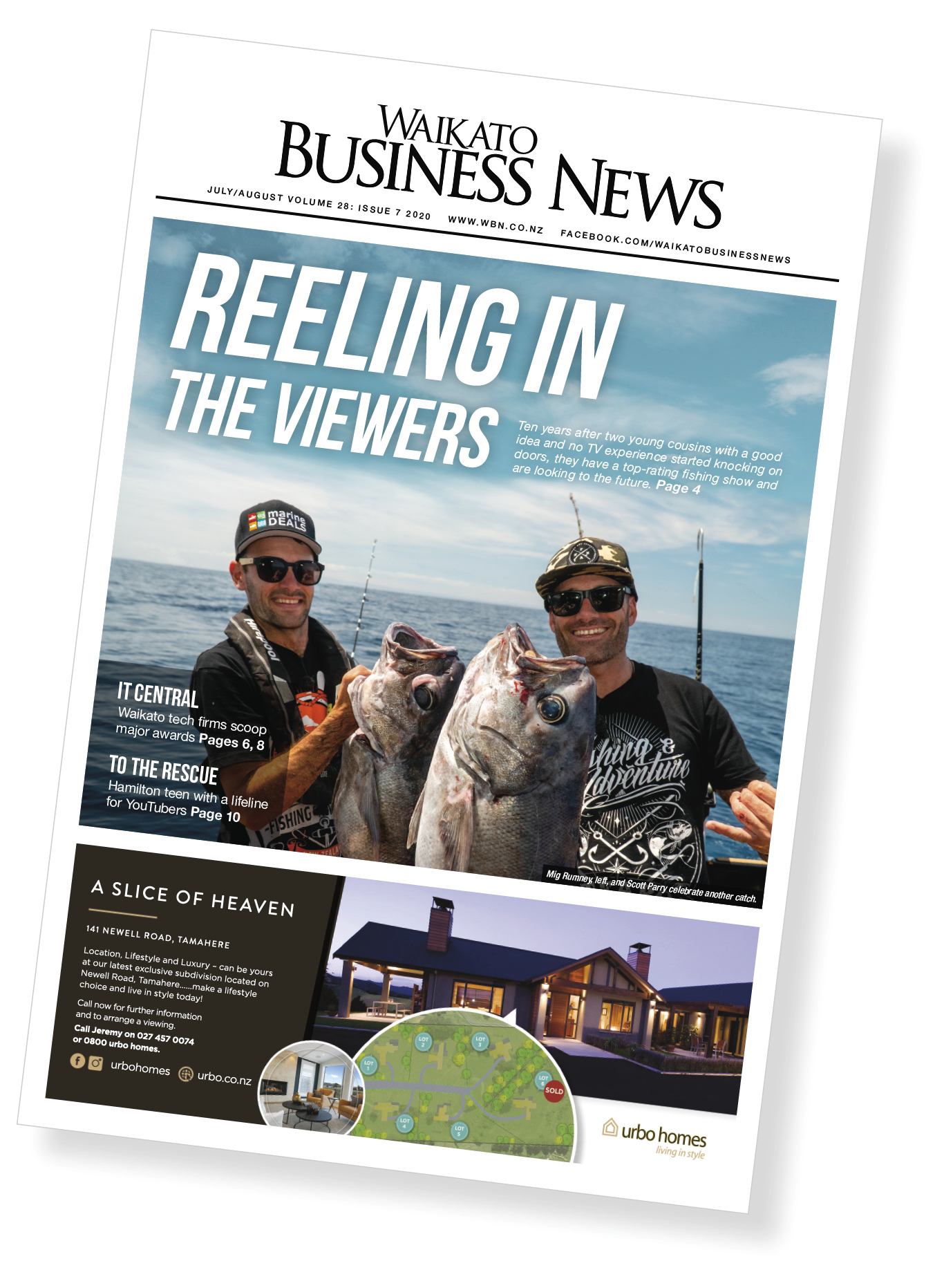 Waikato Business News July/August 2020