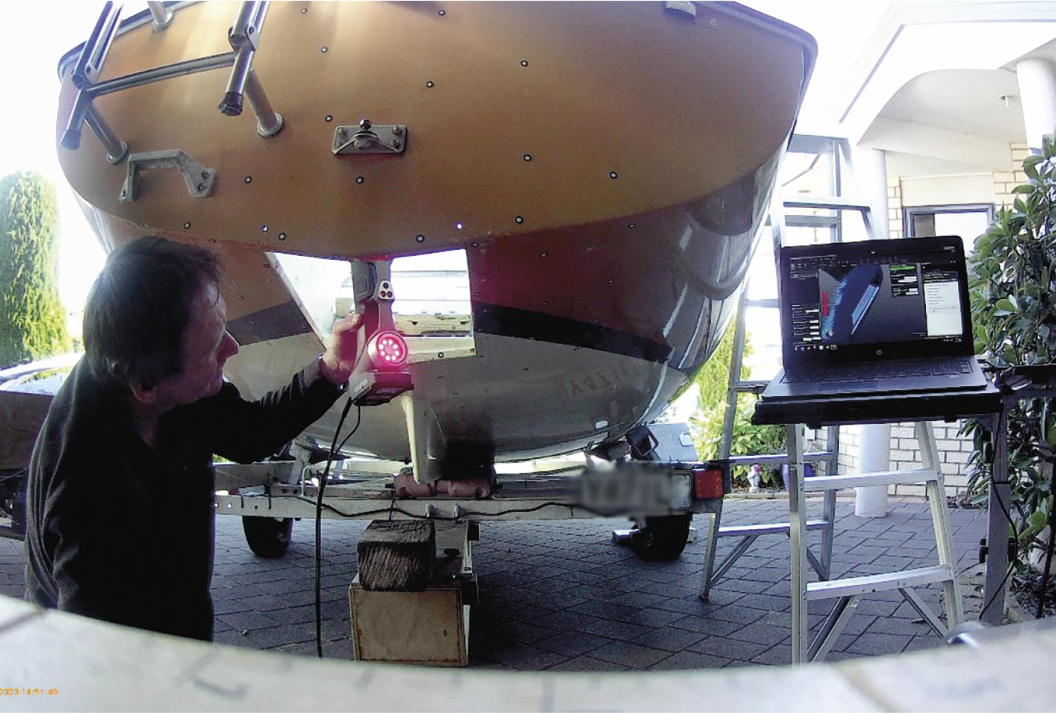 Boat Scan