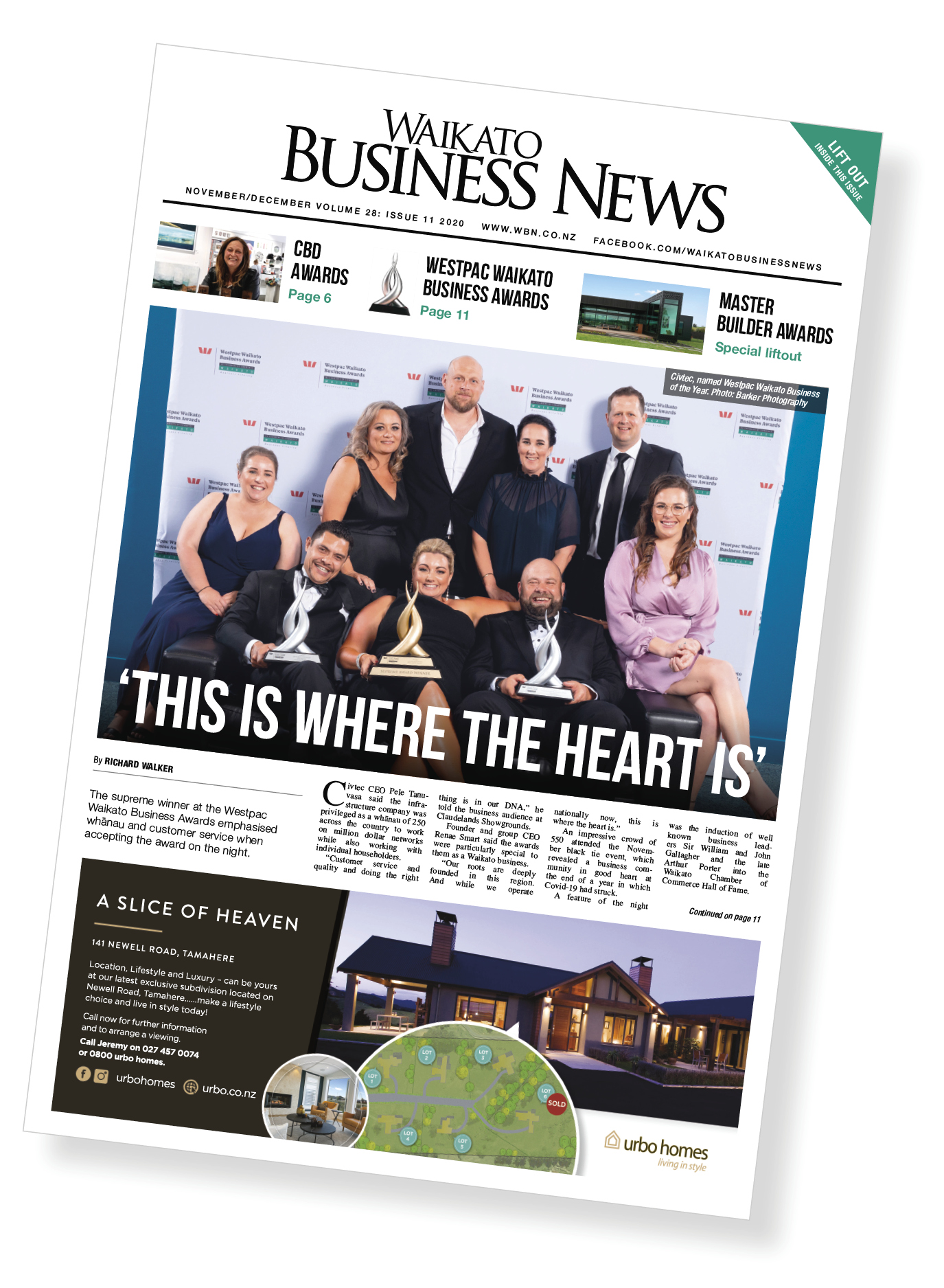 Waikato Business News November/December 2020