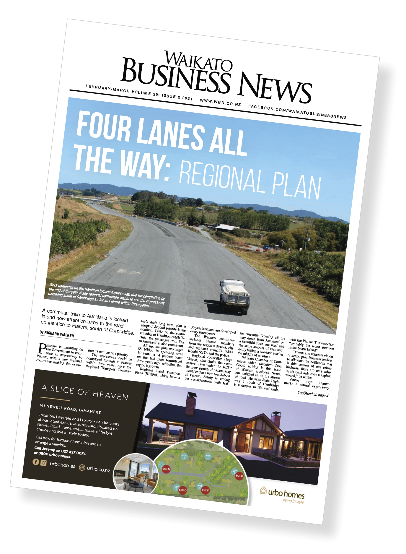 Waikato Business News February/March 2021