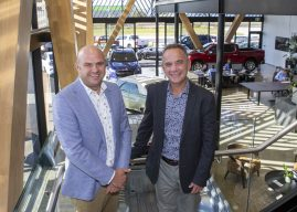 Ebbett Hamilton open flagship  Te Rapa dealership