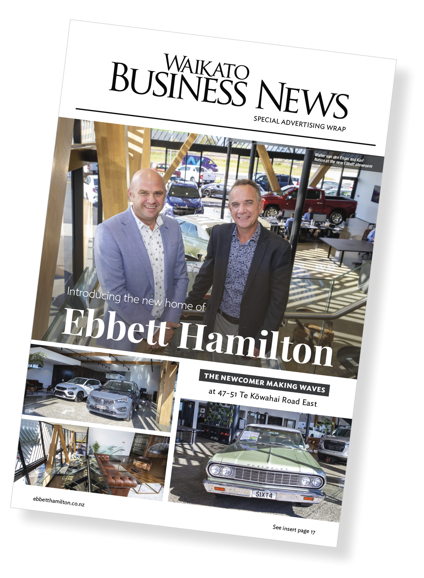 Waikato Business News March/April 2021