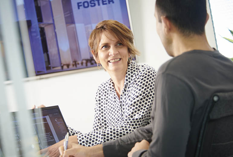 Wendy Barnard, Brand & Marketing Manager, Foster Construction Group