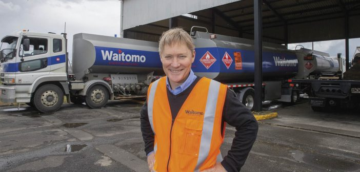 Jimmy Ormsby says Waitomo has an open mind to new technologies and anticipates a more fragmented market in future